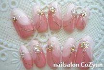 nail / by Mai watanabe Watanabe
