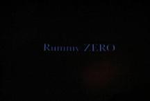 """""""Rummy ZER0"""" / by Mai watanabe Watanabe"""
