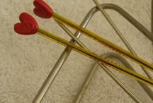 Knitting Needles / by Vintage Knitting