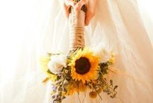 My Fall/ sunflower wedding / by Becca Dawn