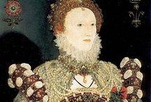 Elizabeth I / by Trine Paulsen