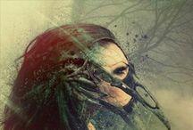 LookBook: Raven Queen / by Trine Paulsen