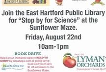 Programs / See what's happening at the East Hartford Public Library! / by East Hartford Public Library