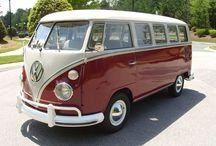 VW Vans / by Doug Rutherford