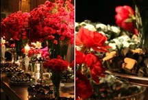 Inspiration: The Great Gatsby / Just got back from seeing the brilliant movie and am totally inspired by it. Here are some ideas for a wedding,reception dinner or just a theme party. Some work brilliantly to even add some old world glamour to the house.   / by Devika N Mathur