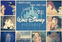 I'm A Disney Kid / by Bianca Navaira