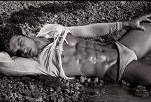 Neptune / Men's Swimwear. Dive in! / by Laura Lang