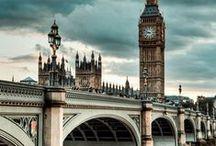 LONDRES J AIME J AIME / by Claire