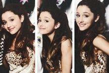 Ariana Grande / by cypress oregon