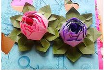 Paper Flowers / by Magdalena S