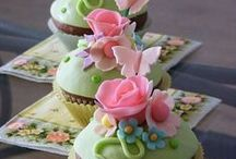 cupcakes idéias / by Ana lucia Beninca