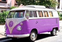 VW buses  / by Kate Mann