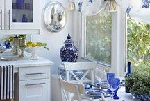 Hawaiian Diningroom & Breakfast nook / by Donna Ianni