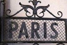 An American in Paris / by Danielle Fenson