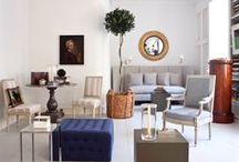 Living Room Inspiration / by Amy Meier Design