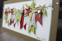Stampin' Up! Inspirations / These are all projects that have inspired me. / by Shannon Jaramillo