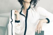 black&white fashion / by sara morsi