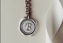My Etsy Charm Necklaces / by Mona Abraham (4Everinstyle)