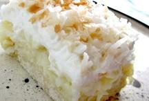 Yummy - Just Desserts! / by LeeAnn Hansen Niemiec