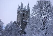 Winter wonderland / by Boston College