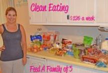Eat Clean!!! / by Wendy Del Signore