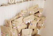 Alternative Gift Wrapping Solutions! / by Katie Davies