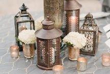 Wedding Reception / by Nicole Polashek