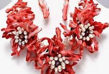 Creations in Coral / by palak udeshi