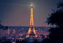 Paris / by Nahee Lee