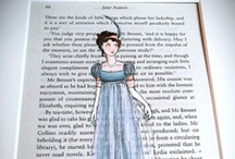 Jane Austen / 200 years, and still gaining new fans.   only a very good writer.  / by Ileana