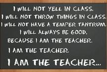 Teach to Learn  / by Lisaann Hampton