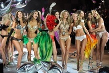 Victoria's Secret angels / by lady addicted to fashion