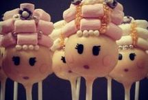 Cake Pops / Balls / Some with recipes - others just decorating ideas  Pls comment if you find any recipes reported as spam or 'not found' so I can remove. Correct @ time of pinning / by Karen Roadley
