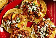 Mexican Food / Recipes and tips for delicious Mexican food.  / by Mexican Connexion