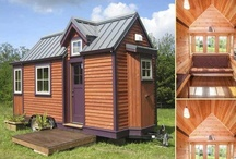 tiny house off-grid solutions / by Jessica Young