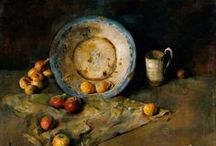 American Art Still Lifes / Discover American Art's rich collection of still life artworks. / by American Art Museum