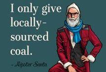 Dear Santa, I Can Explain........ / well, no. I really can't. / by Sue W