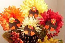 Turkey Day / Gobble, gobble, gobble / by Sue W