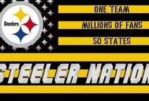 Go Sports!! / Insane Football fandom#1: Steelers and Baylor Bears ... then the Texans, Redskins, Manning family; ocassionally Bama, and Always whoever is playing the Cowboys  Everything else - root Pittsburgh and Houston / by Ashby G