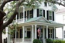 Charming Old Homes / by SC