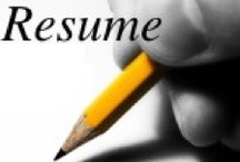 Resumes / by CareerCenter CypressCollege