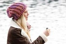 Free My Mountain hat patterns. / Get ready for an avalanche of free patterns using the My Mountain range of washable, wearable Schachenmayr original yarns!   / by My Mountain