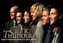 Celtic Thunder / by Loretta Layne