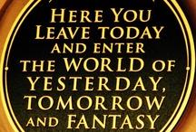 dreams of fantasy  / by Abby Stratton