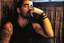Colin Farrell / by Male Hotties
