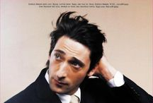Adrien Brody / by Male Hotties