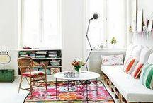 Home Sweet Home / Decor, ideias, inspiração ! / by Isadora Ribeiro