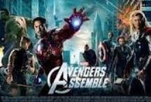 Avengers, Loki And Bucky / by Scarlett Purdy