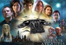 Stargate Atlantis / by Patricia McElroy