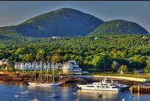 The Great State of Maine / by ROSALIE B.
